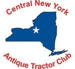 CNY Antique Tractor Club Logo